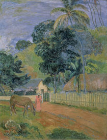 Landscape, 1899 von Paul Gauguin