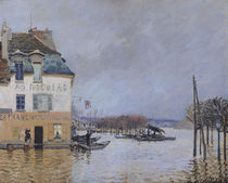 The Flood at Port-Marly, 1876 von Alfred Sisley