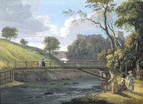 Roslin Castle, Midlothian von Paul Sandby