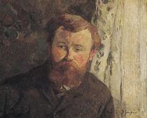 Portrait of Achille Granchi Taylor von Paul Gauguin