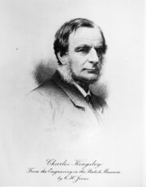 Charles Kingsley by Charles Henry Jeens