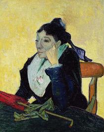L'Arlesienne, 1888 von Vincent Van Gogh
