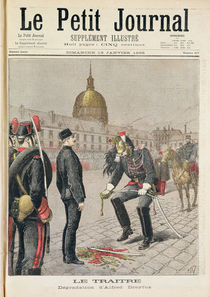 The Traitor: The Degradation of Alfred Dreyfus by Henri Meyer