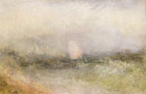 Off the Nore: Wind and Water von Joseph Mallord William Turner