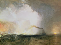 Staffa, Fingal's Cave, 1832 by Joseph Mallord William Turner
