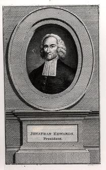 Jonathan Edwards by American School
