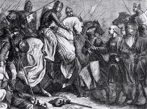 Henry III at the Battle of Lewes by Felix Philippoteaux