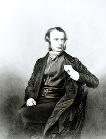 Charles Kingsley by English School