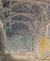 Interior of St. John's Palace von Joseph Mallord William Turner