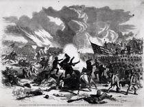 Great Battle at Wilson's Creek by American School