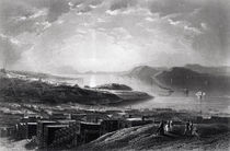 Golden Gate, from Telegraph Hill by James David Smillie