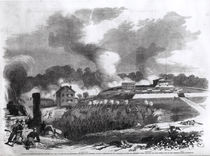 The Battle of Lexington, Missouri by American School