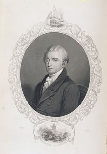 James Monroe, from 'The History of the United States' by American School