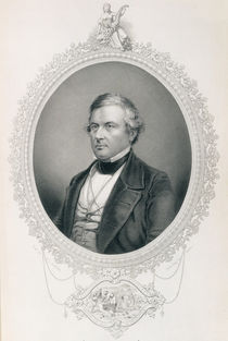 Millard Fillmore, from 'The History of the United States' by Mathew Brady