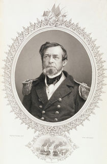 Commodore Andrew Hull Foote by American School