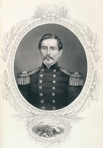 General Pierre Gustave Toutant Beauregard by American School