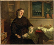 Home Dreams, 1869 by Charles West Cope