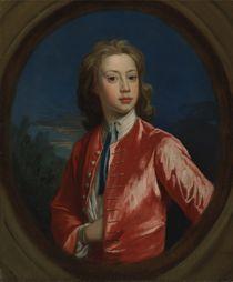 Nathaniel Seymour, c.1730-35 by Jonathan Richardson