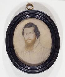 Robert Devereux, 2nd earl of Essex von Isaac Oliver