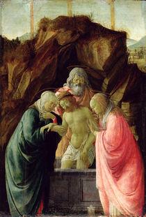 The Entombment von Filippo Lippi
