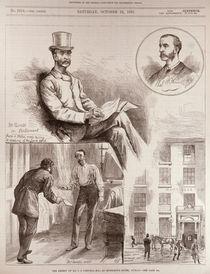 The Arrest of Mr. C.S. Parnell von English School