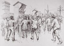 The Unemployed of London: Engaging Dock Labourers at the West India Docks von English School