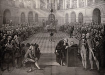 The Irish House of Commons von Henry and Hayter, John Barraud