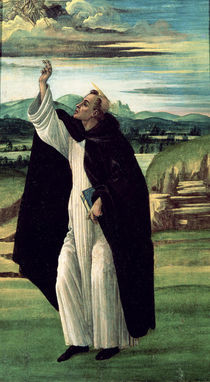 St. Dominic, c.1498-1505 by Sandro Botticelli