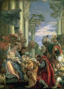 Adoration of the Magi, 1570s von Veronese