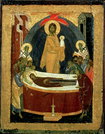 The Dormition, c.1392 by Theophanes the Greek