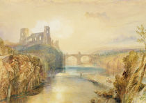Barnard Castle von Joseph Mallord William Turner