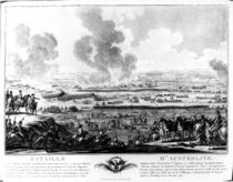 The Battle of Austerlitz, 2 December 1805 by Jean Duplessi-Bertaux