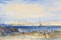 Margate, c.1822 von Joseph Mallord William Turner