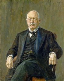 Prince Bernhard von Bulow 1917 von Max Liebermann