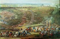 The Battle of Fontenoy, 11th May 1745 by Louis Nicolas van Blarenberghe