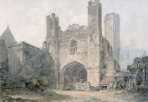 St. Augustine's Gate, Canterbury von Joseph Mallord William Turner