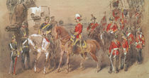 General Sir Garnet Wolseley at Alexandria by Orlando Norie