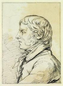 Self Portrait by Caspar David Friedrich