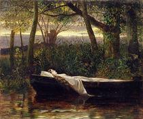 The Lady of Shalott, 1862