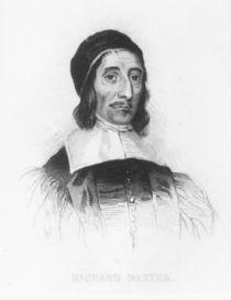 Portrait of Richard Baxter by English School