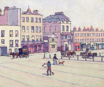 The Weigh House, Cumberland Market by Robert Polhill Bevan