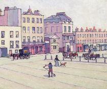 The Weigh House, Cumberland Market by Robert Polhill Bevan