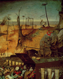 The Triumph of Death, c.1562 by Pieter the Elder Bruegel