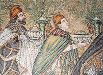 Two Magi von Byzantine School