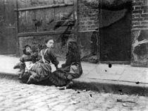 London Slums, Twine Court von English School