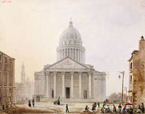 The Pantheon, c.1820 by Eleonore Linet