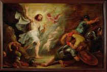 The Resurrection of Christ von Peter Paul Rubens