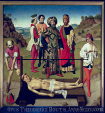 The Martyrdom of Saint Erasmus by Dirck Bouts