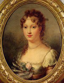 Portrait of Marie-Louise de Hapsburg-Lorraine von Pierre-Paul Prud'hon