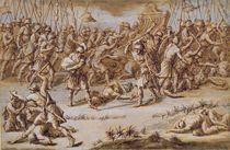 Illustration to 'The Iliad' by John Michael Rysbrack